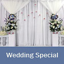 Photo, Video, Flowers Package