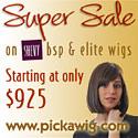 Super Sale on Shevy Custom Wigs